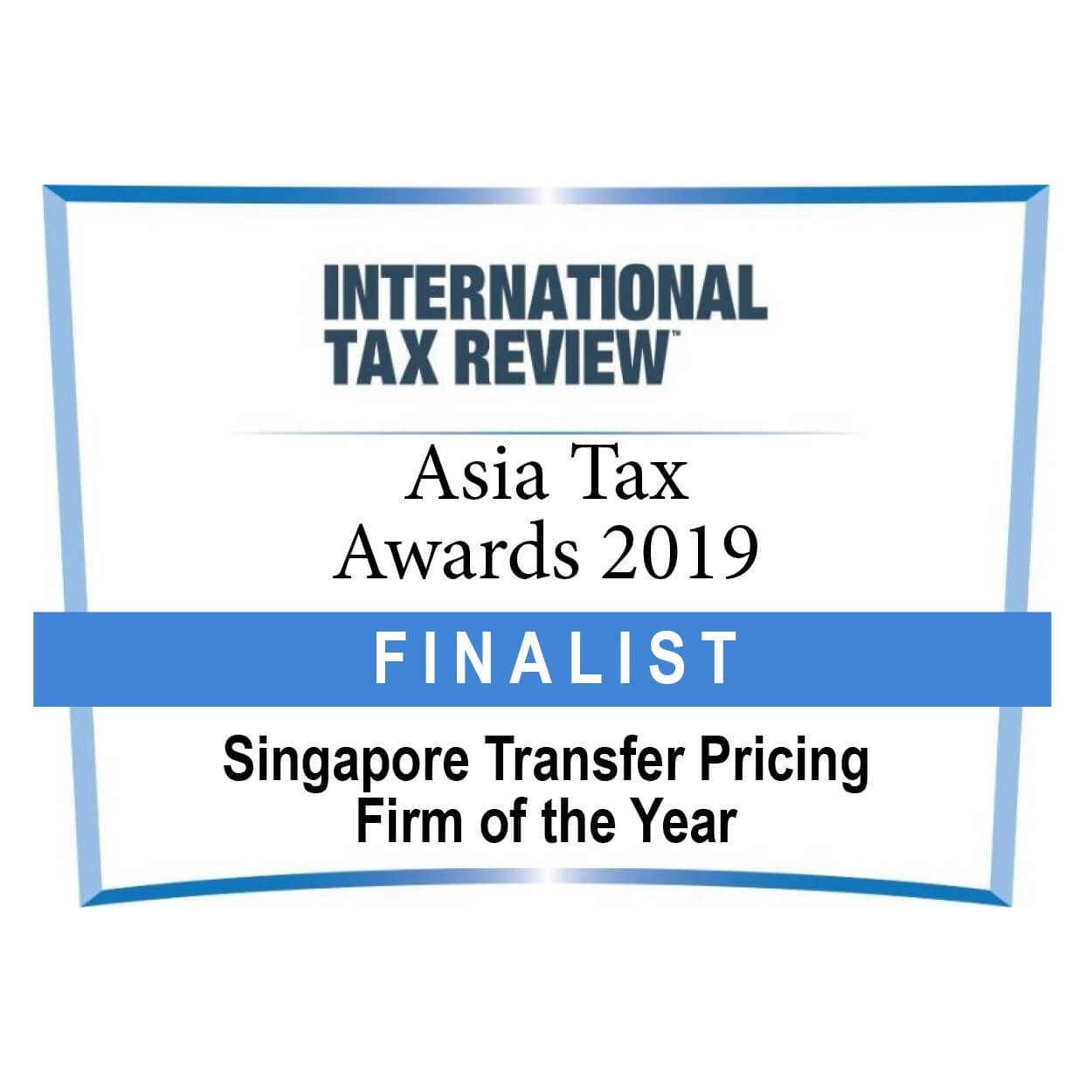 Singapore TP Firm - 2019