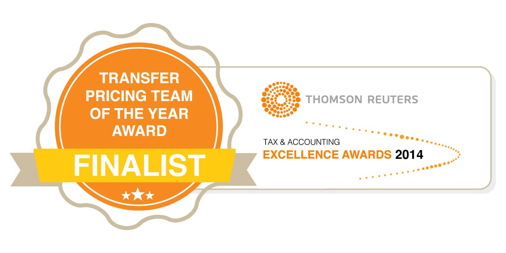 Thompson Routers_TP TEAM OF THE YEAR_ 2014 FINALIST